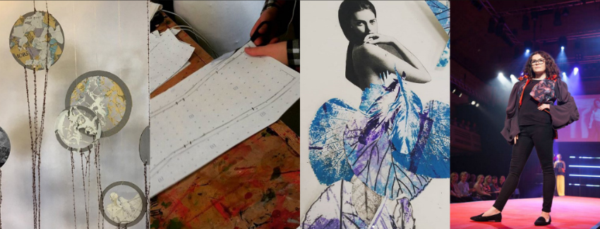 Fashion And Textiles Extended Diploma Level 3